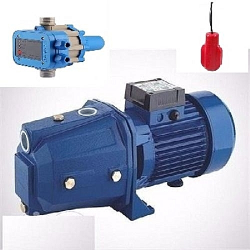 Water pumping machine