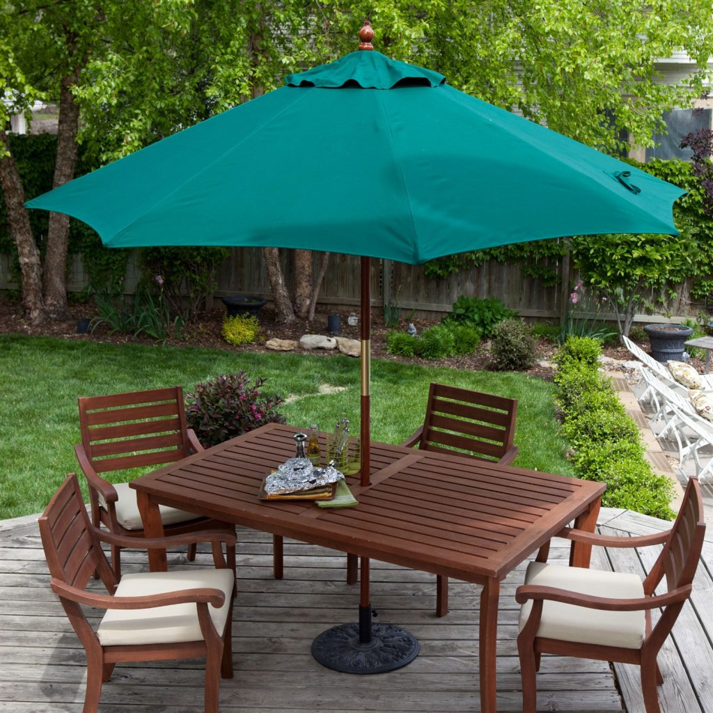 Patio Umbrella - Beat the Heat With Cool Patio Umbrellas